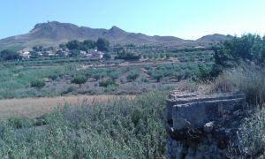 Restos de Molinos en Sierra 2 - Asociacion de Vecinos de Sierra - vecinosdesierra