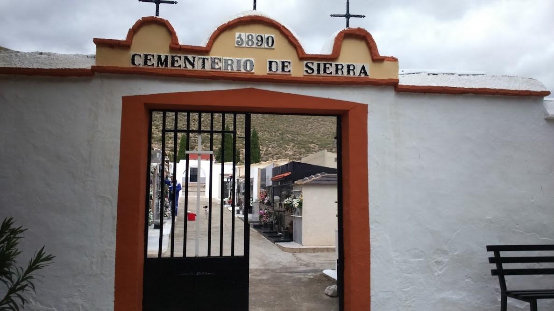 Cementerio de Sierra 1 - Asociacion de Vecinos de Sierra - vecinosdesierra