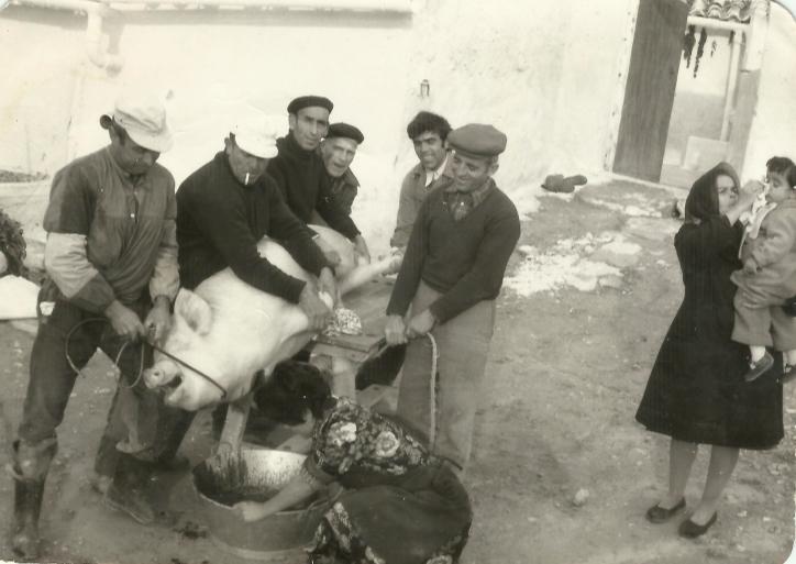El mataero como tradicion en Sierra 3 - Asociacion de Vecinos de Sierra - vecinosdesierra