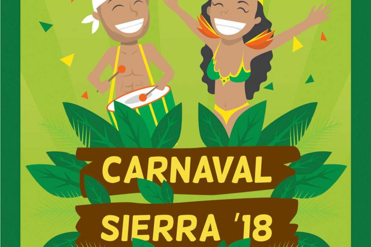 Carnaval Sierra 1 (2018) - Asociacion de Vecinos de Sierra - vecinosdesierra