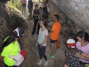 Cueva natural en el Cerro de la Raja 4 - Asociacion de Vecinos de Sierra - vecinosdesierra
