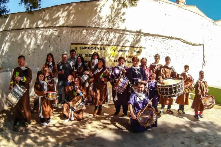 II Tamborada de Sierra 4 (2015) - Asociacion de Vecinos de Sierra - vecinosdesierra