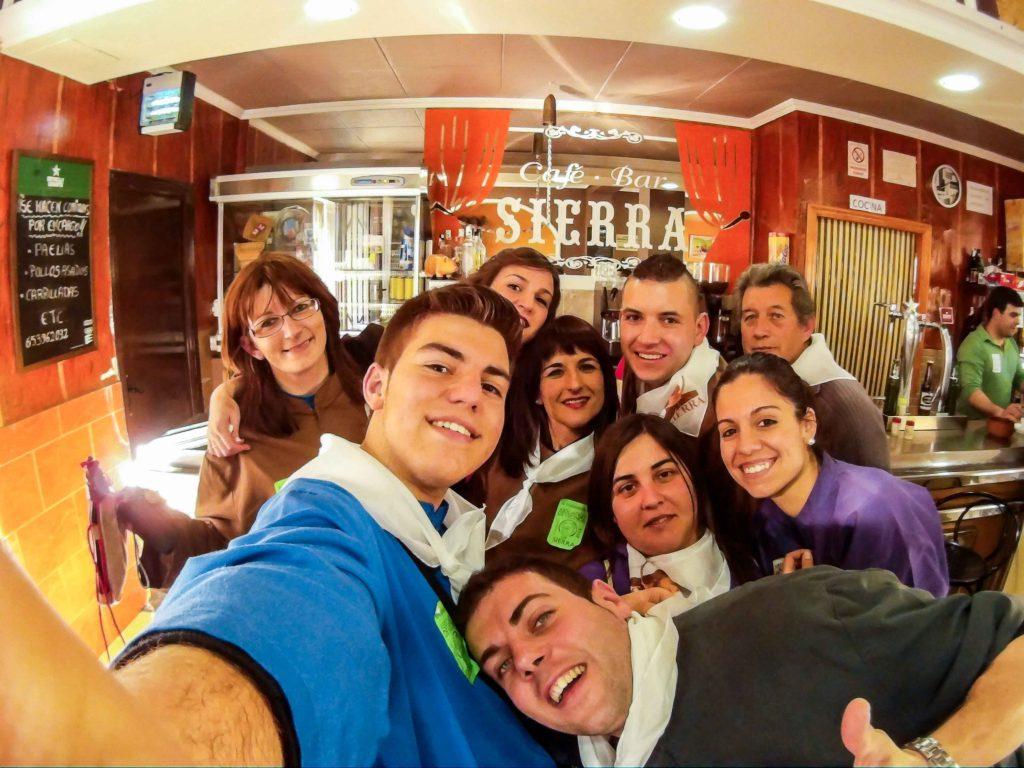II Tamborada de Sierra 6 (2015) - Asociacion de Vecinos de Sierra - vecinosdesierra